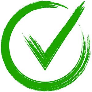 Grüner Haken Drinkmate Vorteile