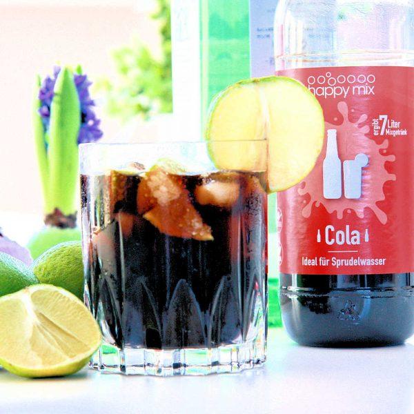 Happymix Sirup für Wassersprudler Cola 500ml