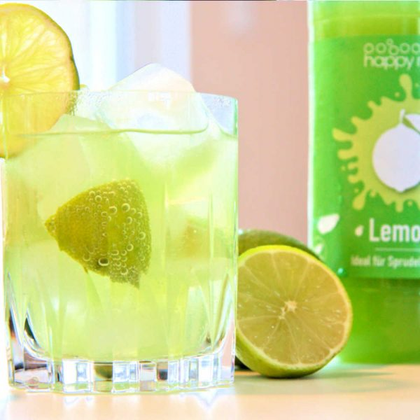 Happymix Sirup für Wassersprudler Lemon 500ml